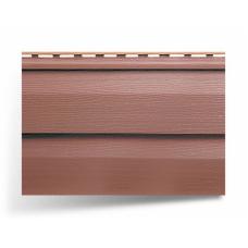 Сайдинг alta Siding красно-коричневый