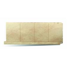 Сайдинг цокольный Плитка Фасадная Оникс
