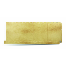 Сайдинг цокольный Плитка Фасадная Травертин