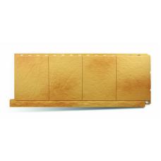 Сайдинг цокольный Плитка Фасадная Златолит
