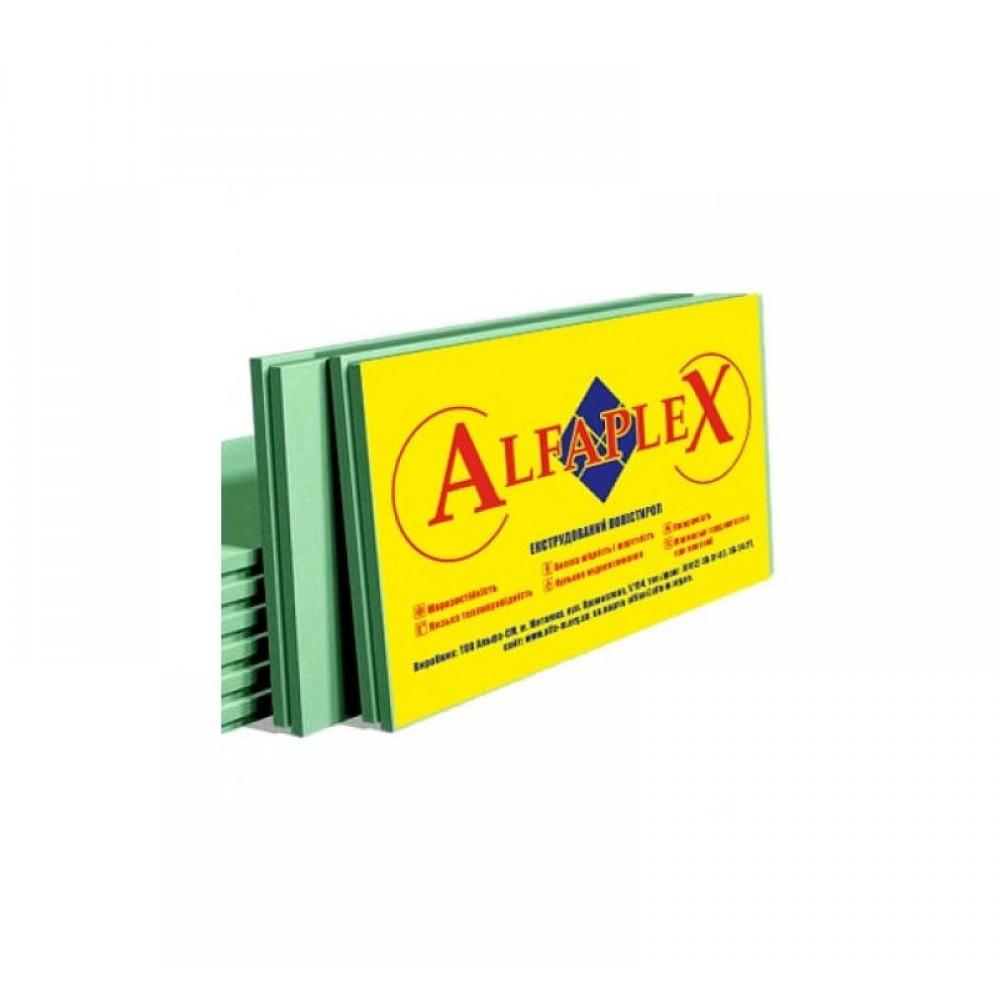 Экструдированный пенополистирол Alfaplex 50 мм