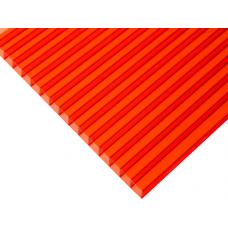 Поликарбонат Ultramarin 10мм Красный