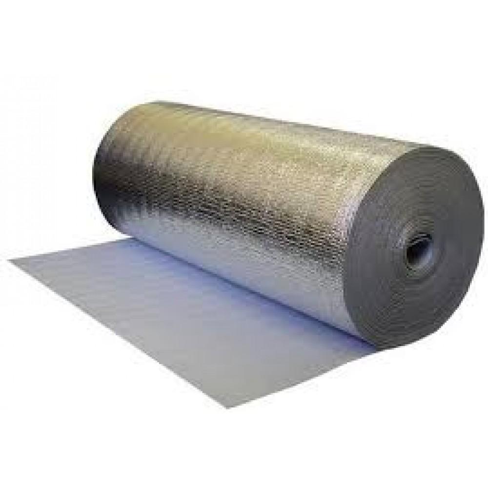Полотно пенополиэтиленовое ламинированое 5мм