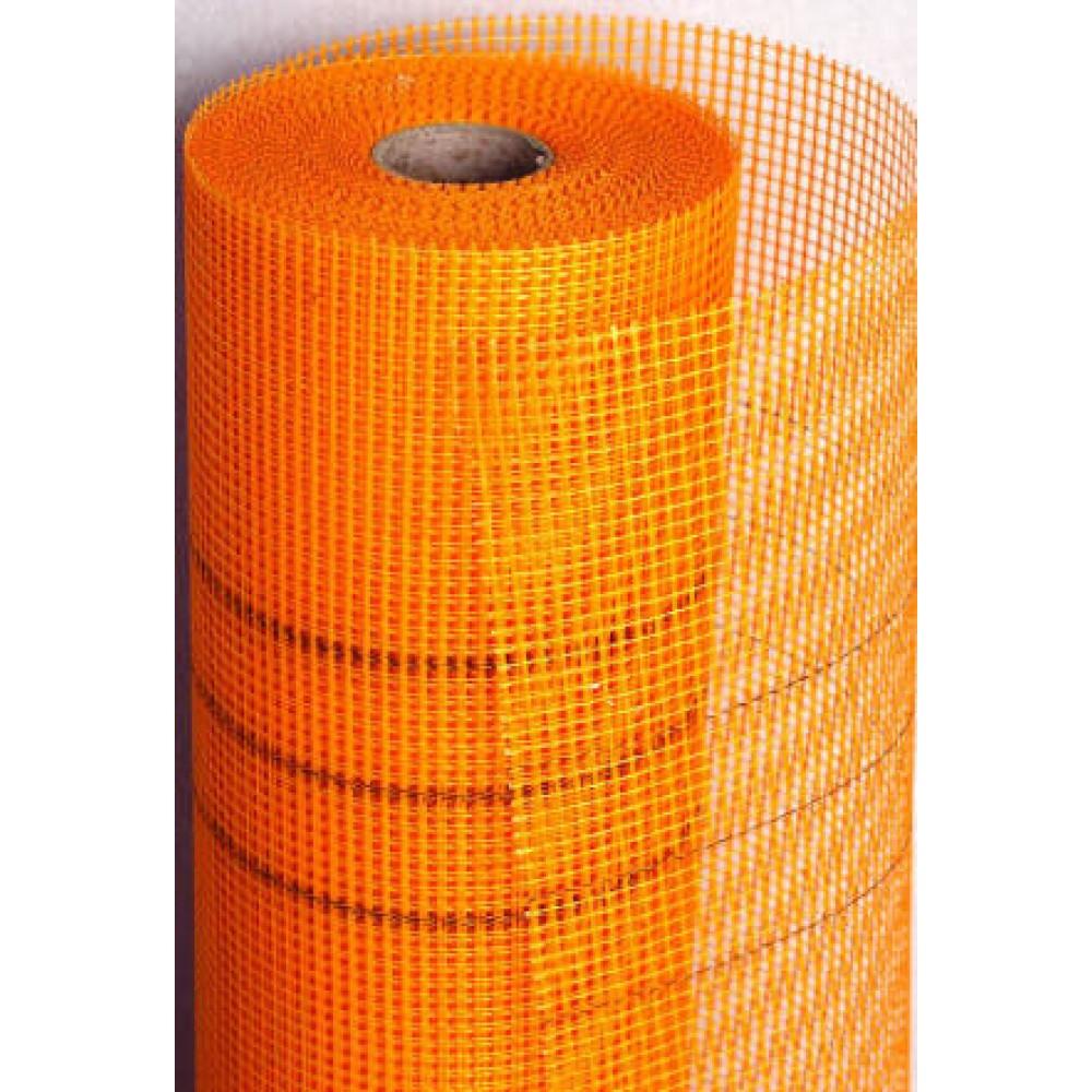 Сетка штукатурная MASTERNET 145, оранжевая