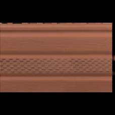 Софит дуб светлый перфорированый Альта-Профиль 0,232*3м Т-20 (0,7м2)