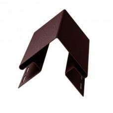 Угол наружный коричневый New Way 3м