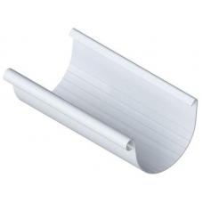 Желоб Альта 125*3м белый