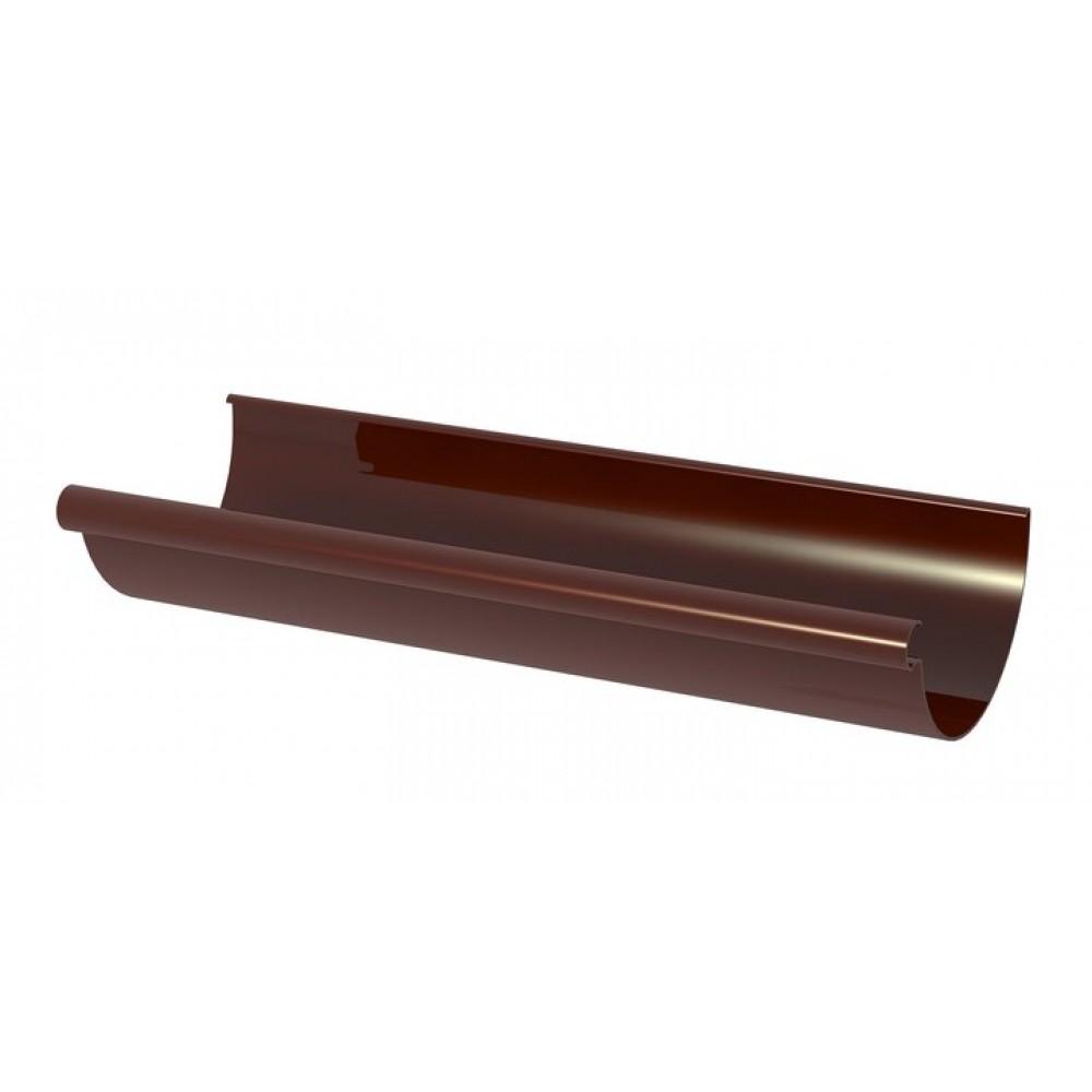 Желоб NewWay 120*3м коричневый