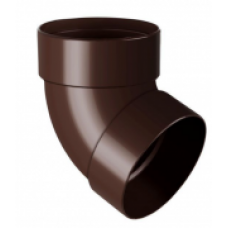Колено NewWay 67' 85 коричневое