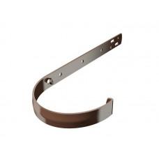 Кронштейн желоба металл NewWay 120 коричневый