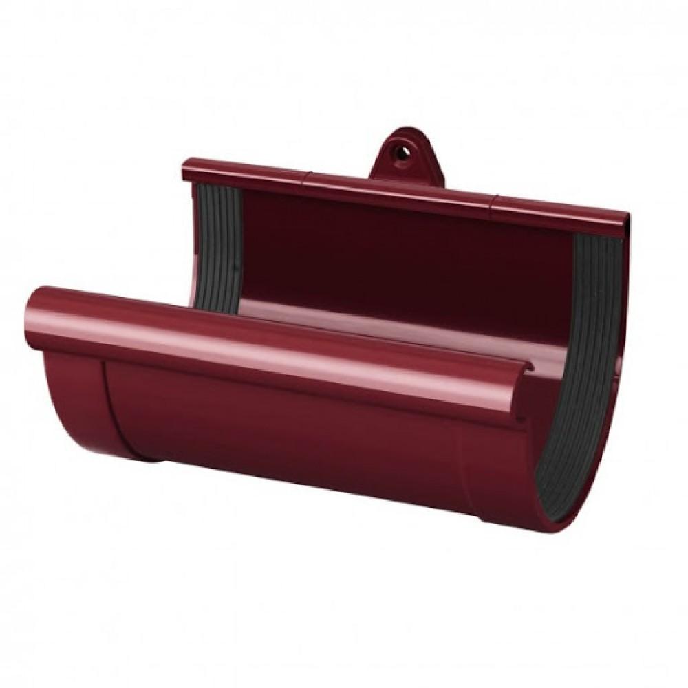 Муфта желоба NewWay 120 красная