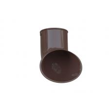 Слив трубы Альта 95 коричневый