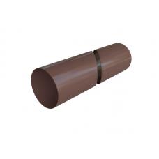 Труба Альта 95 коричневая
