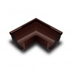 Угол желоба наружный NewWay 90' 120 коричневый